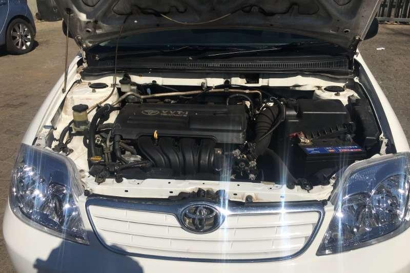 2007 Toyota Corolla 140i GLS