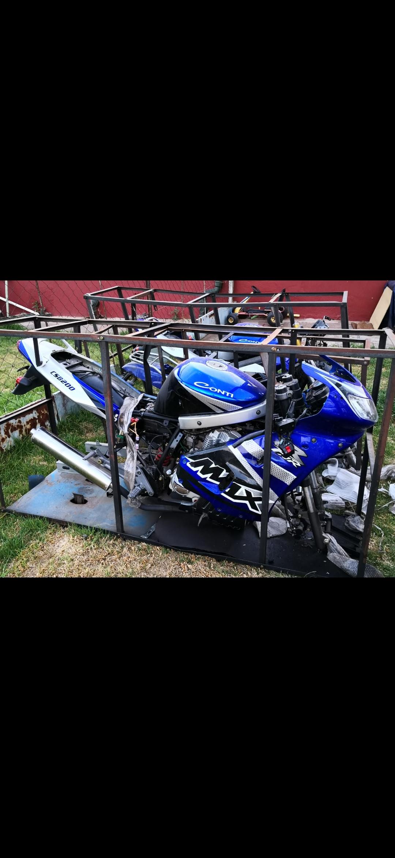 Boksburg bike Scrapyard new stock arrived