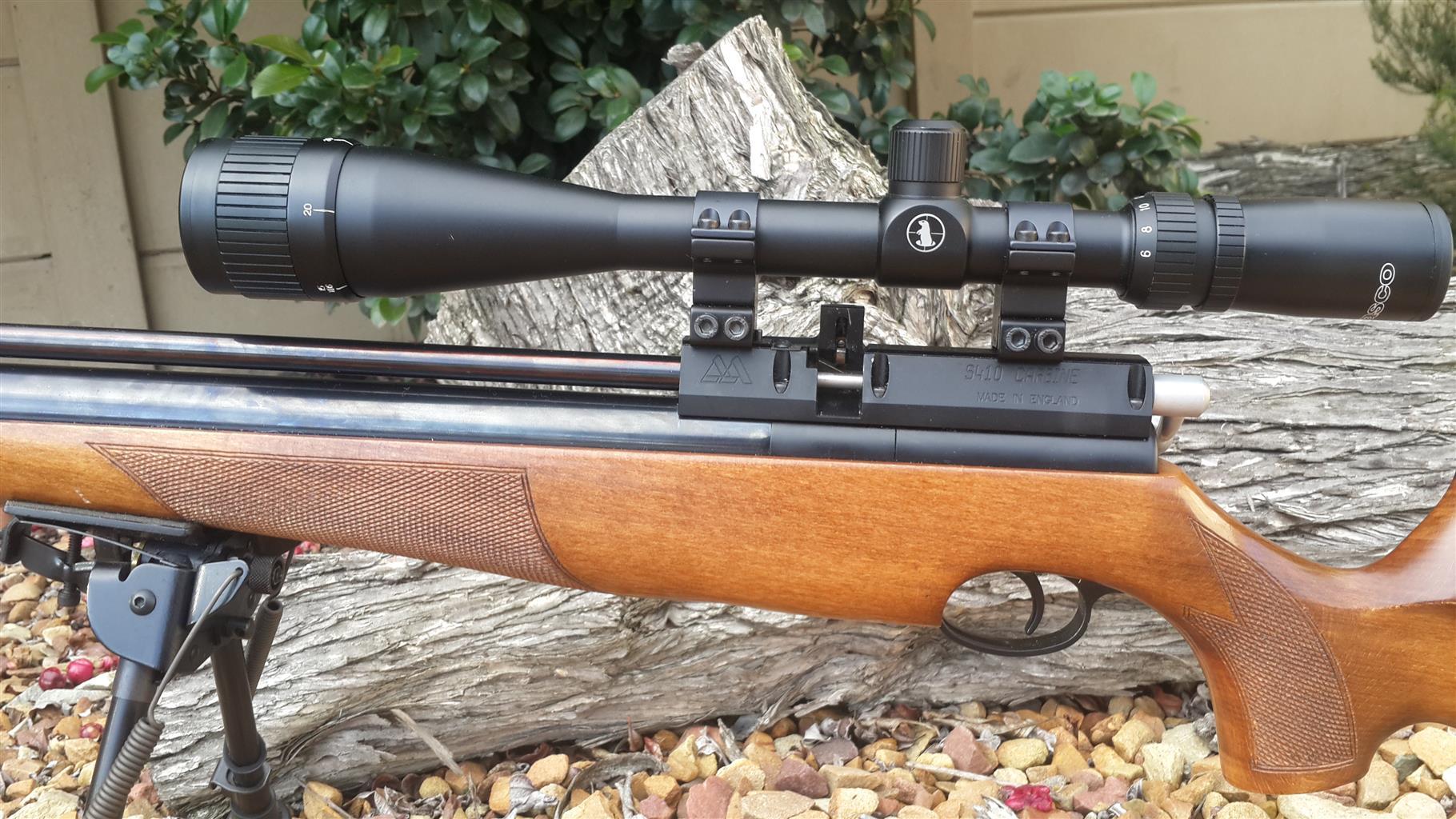 Air arms s410 carbine