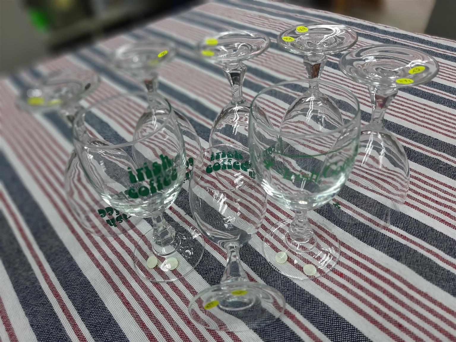 Irish Glasses (839)