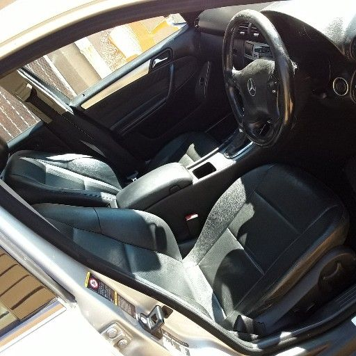 Mercedes benz C200 kompressor