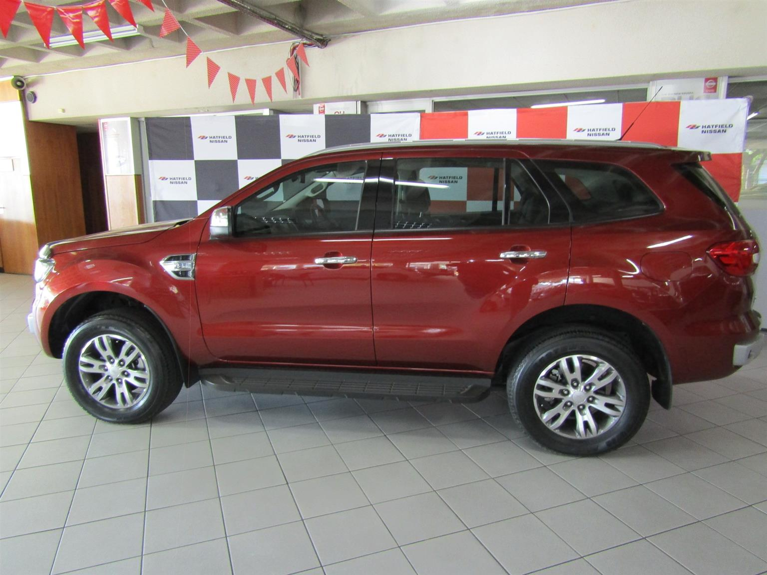 2015 Ford Everest 3.2 4WD XLT