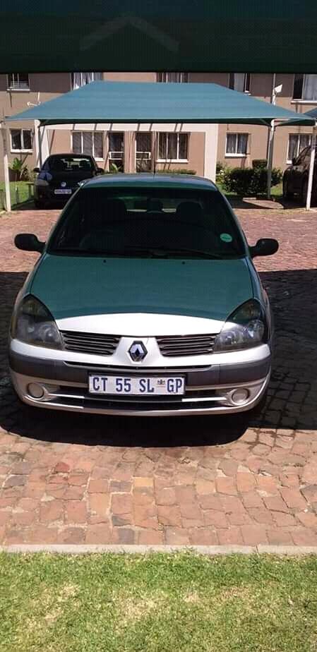 2004 Renault Clio 1.4 Extreme 5 door