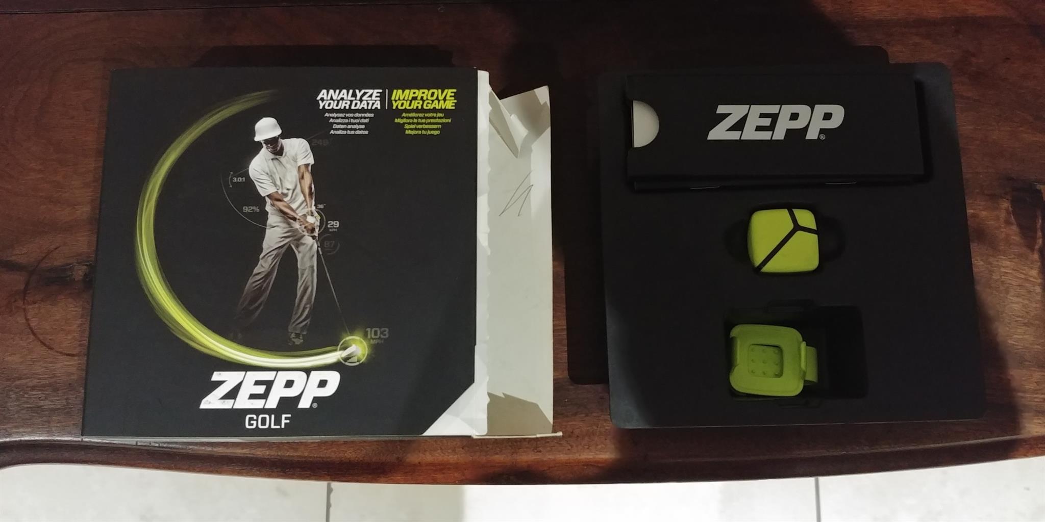 Zepp Golf Swing Analyzer