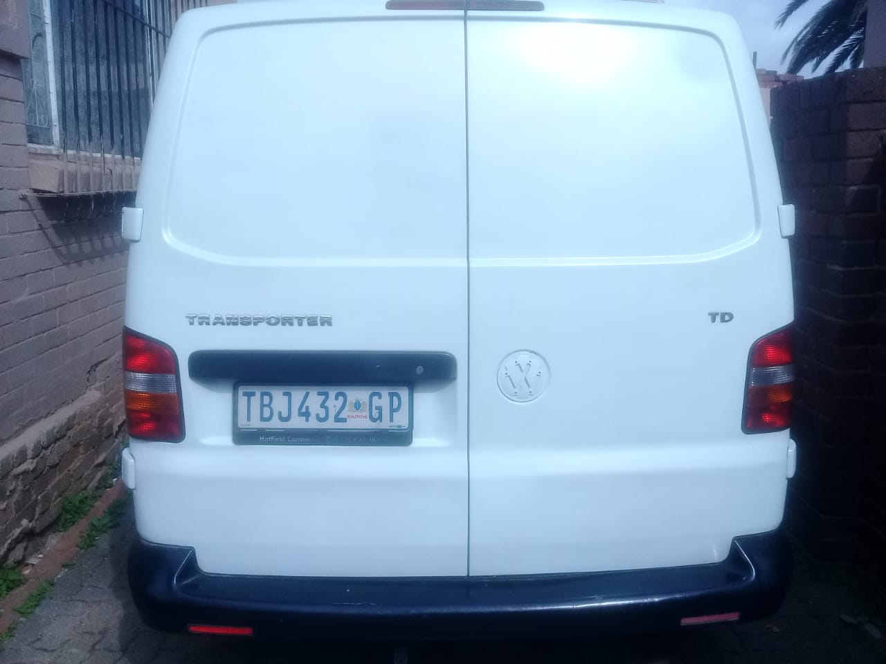 2006 VW Transporter 1.9TDI crew bus SWB