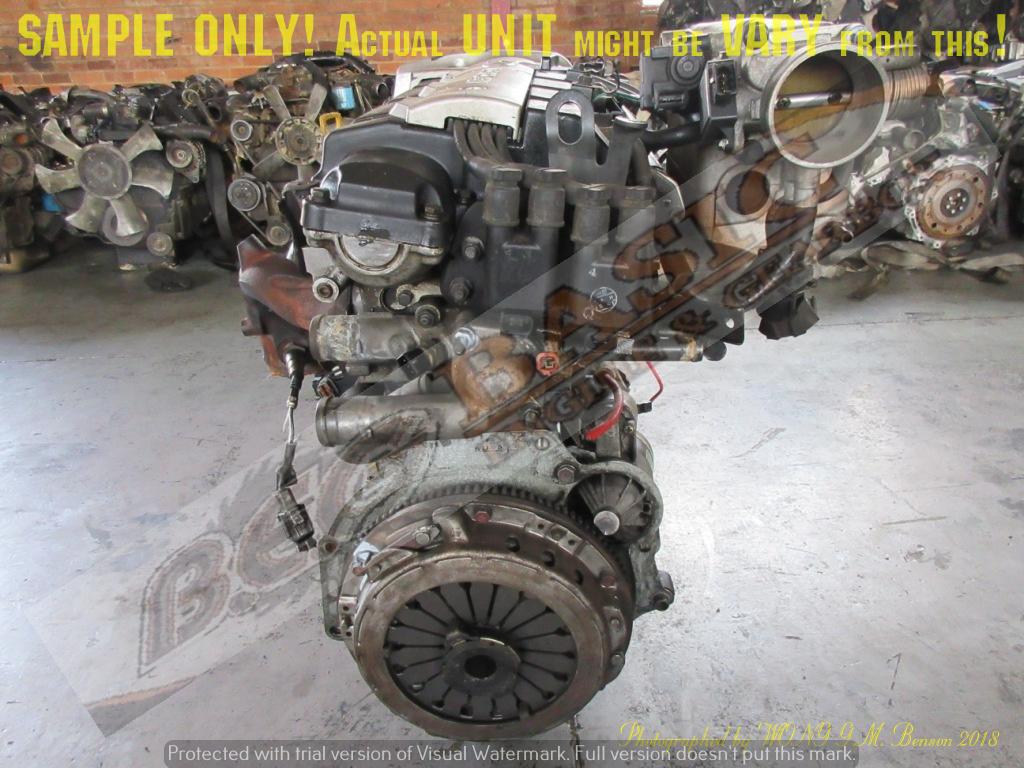 HYUNDAI ELANTRA -G4GC 2.0L EFI DOHC 16V Engine