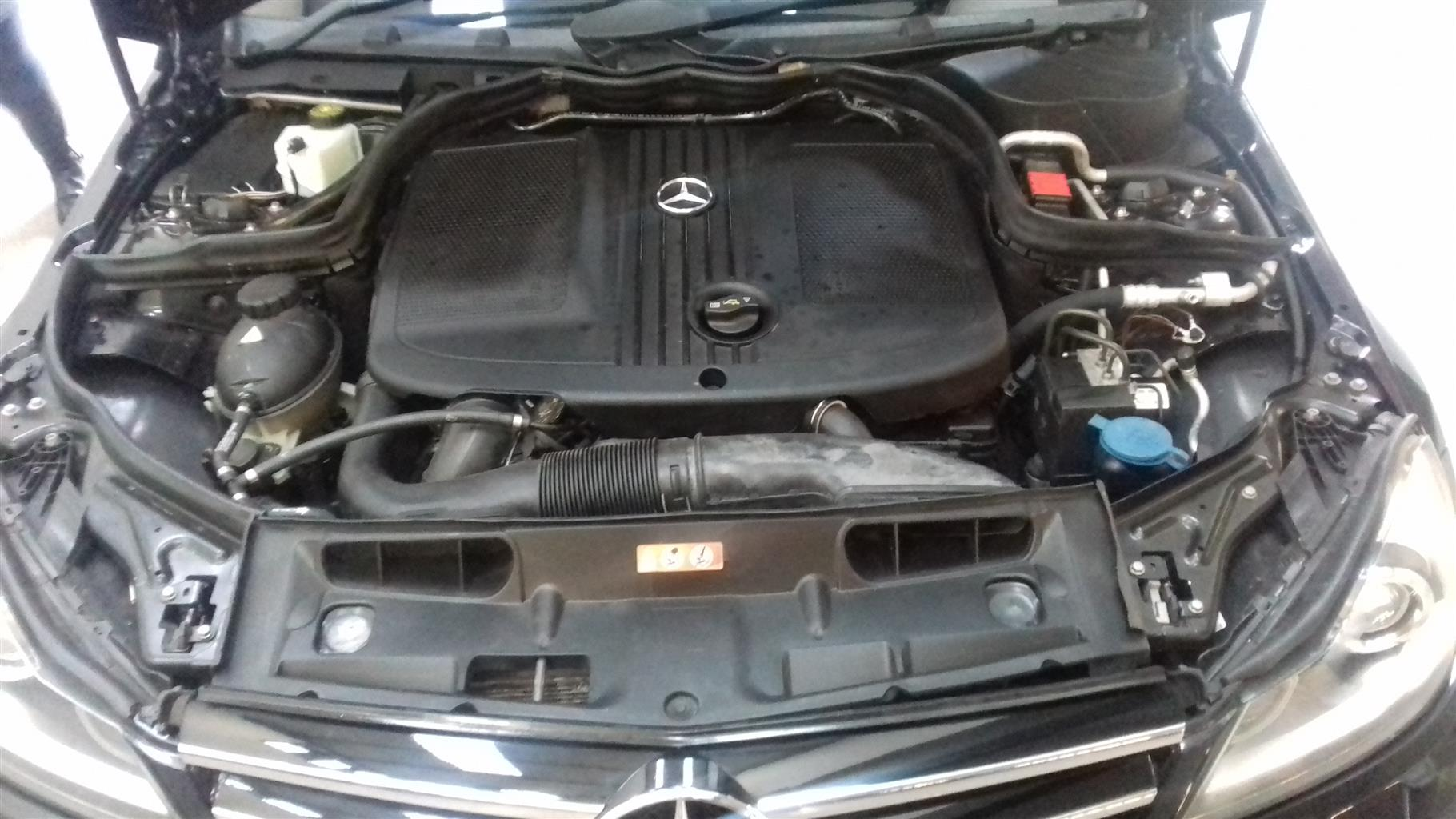 2013 Mercedes Benz C-Class coupe C200 AMG COUPE A/T