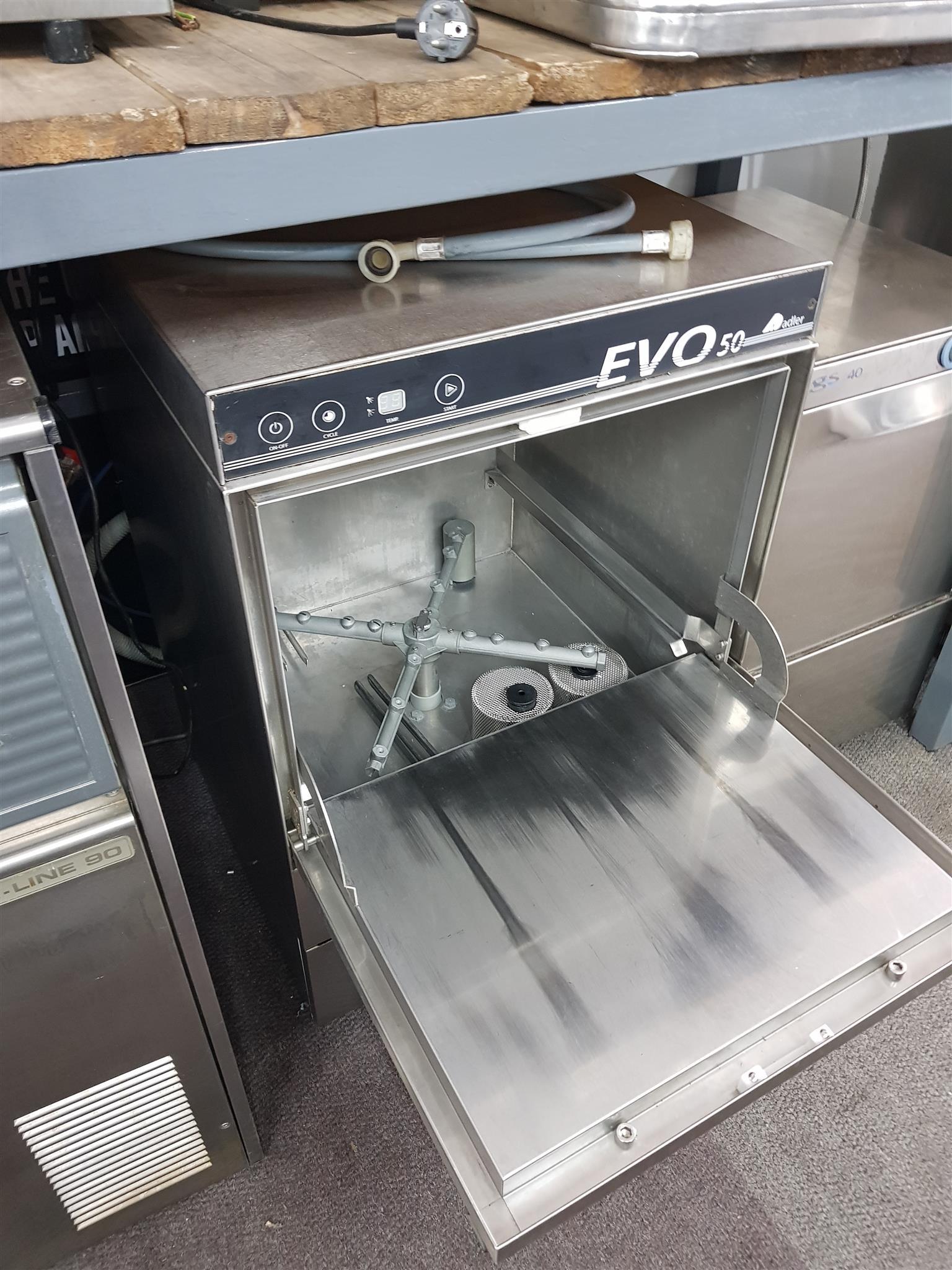 Adler Evo Dishwasher