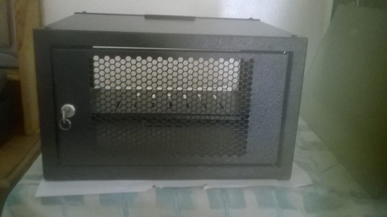 Steel enclosures for DVR / AVR / Surveillance cameras etc. 3U / 4U Network Cabinets / Server racks