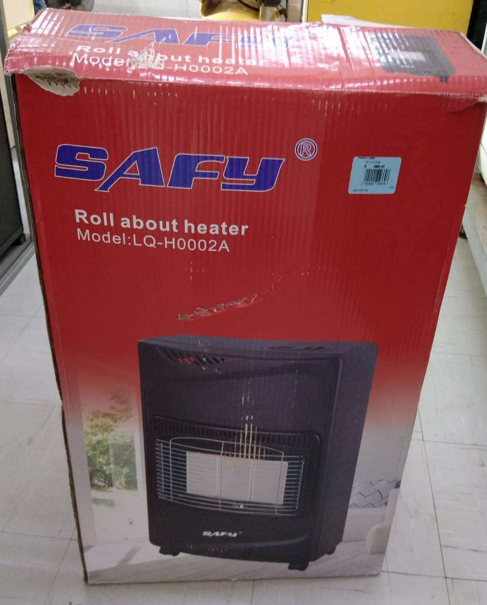 SAFY Roll About Gas Heater
