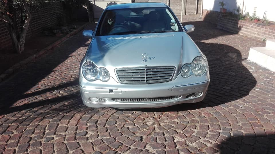 2005 Mercedes Benz C-Class C180 Edition C