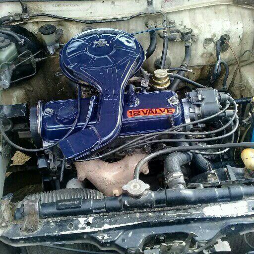 1993 Toyota Corolla 1.3 Advanced