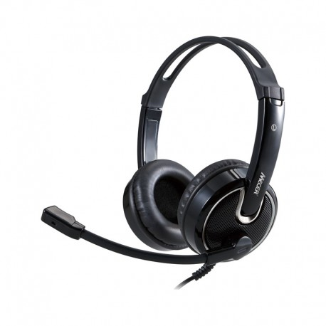 Mecer USB Headphone with Microphone