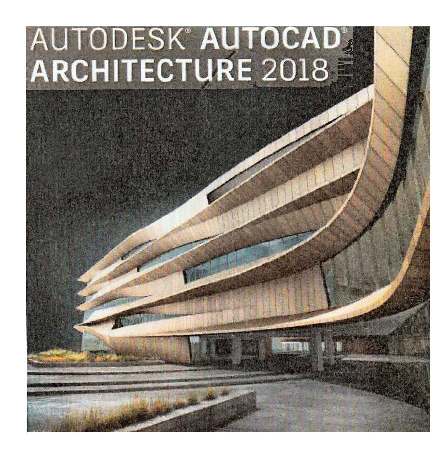 Autocad 2018 Architecture