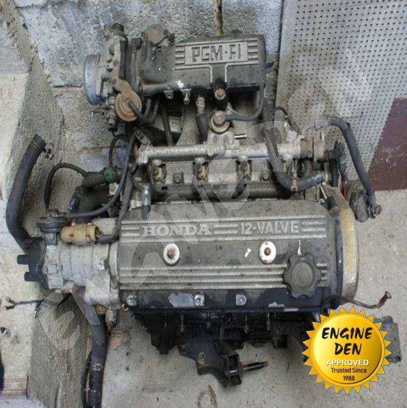 HONDA 1.5 12V EW USED ENGINE P.O.A