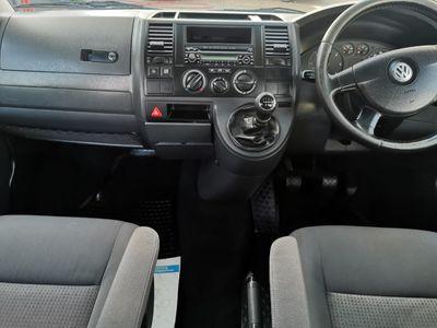 2010 VW Kombi 2.5TDI SWB