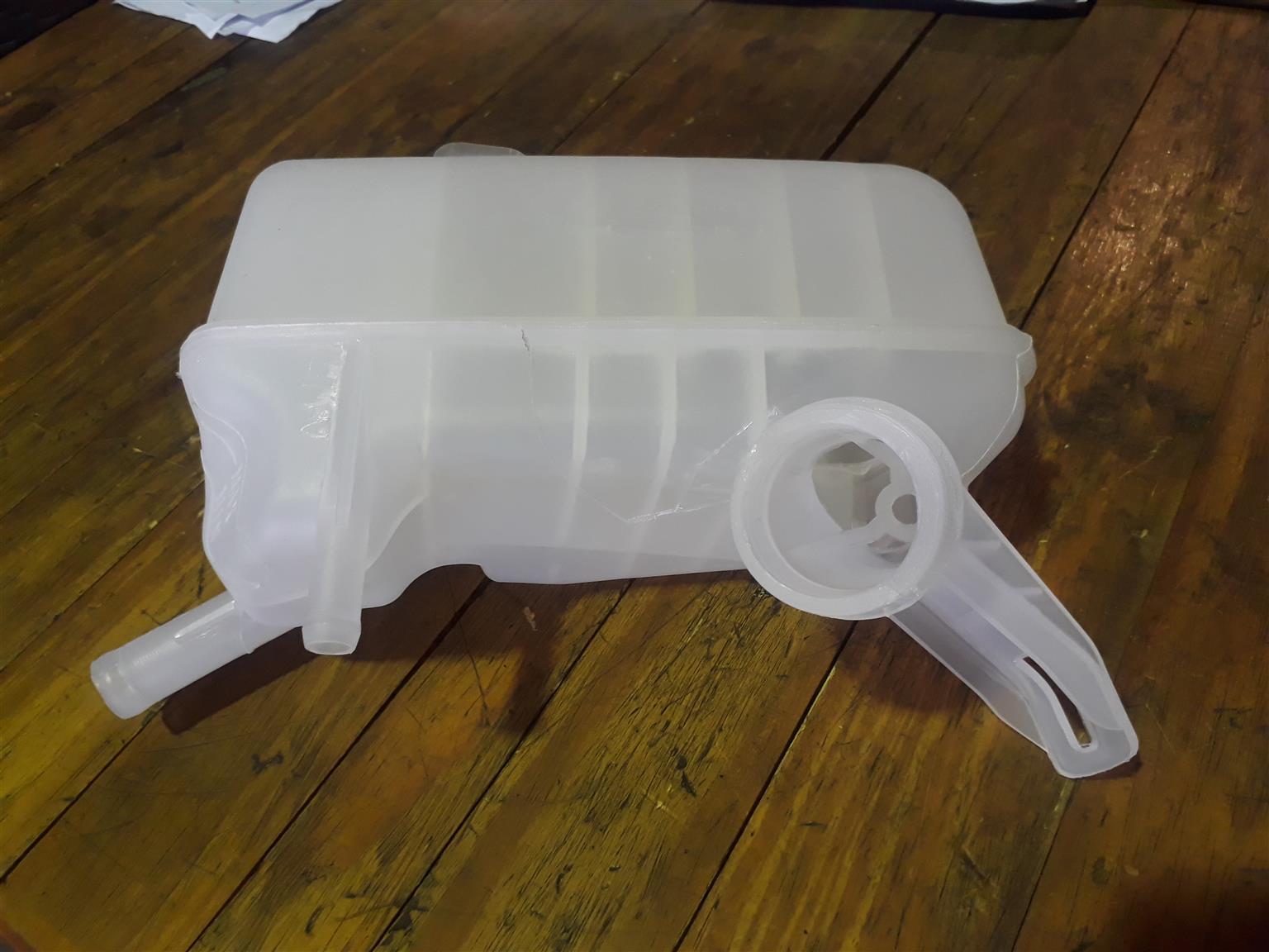 Radiator Bottle For Renault Megane
