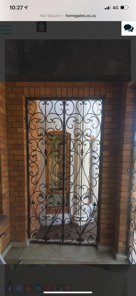 Home Gates JHB