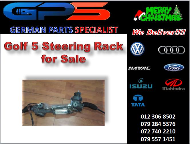 VW Golf 5 Steering Rack for Sale