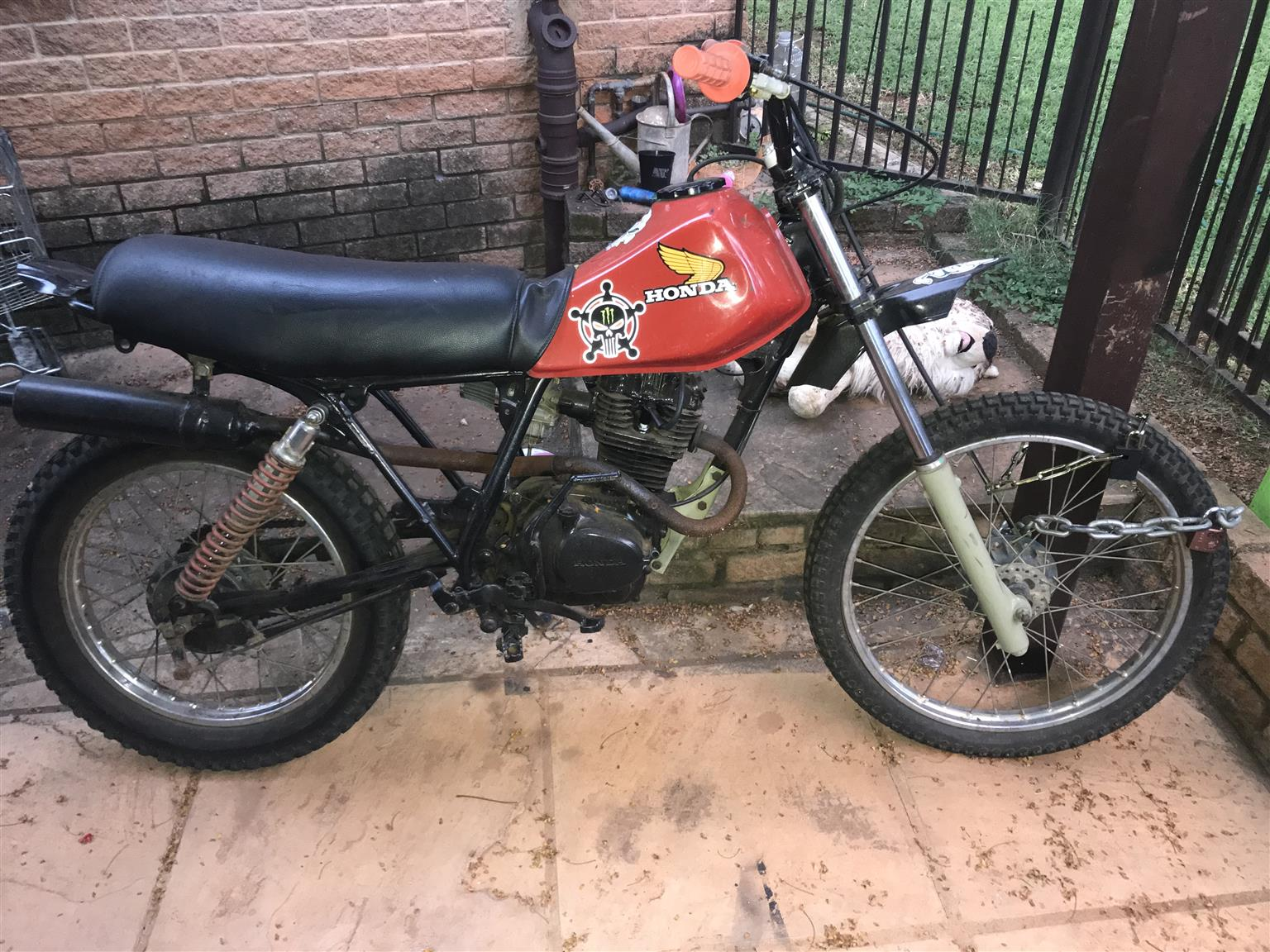 1981 Honda XL