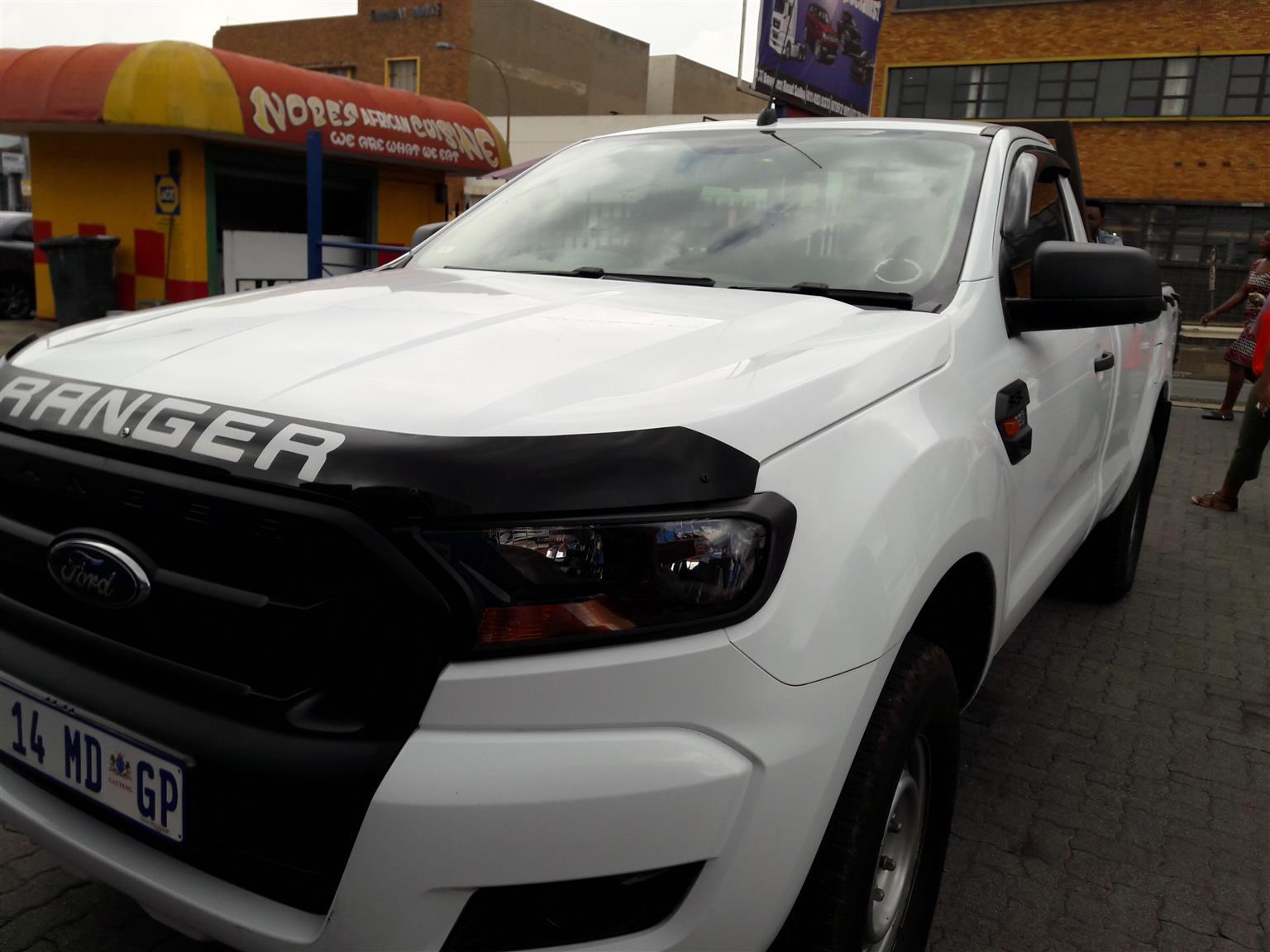 2016 Ford Ranger 2.2 Hi Rider XL