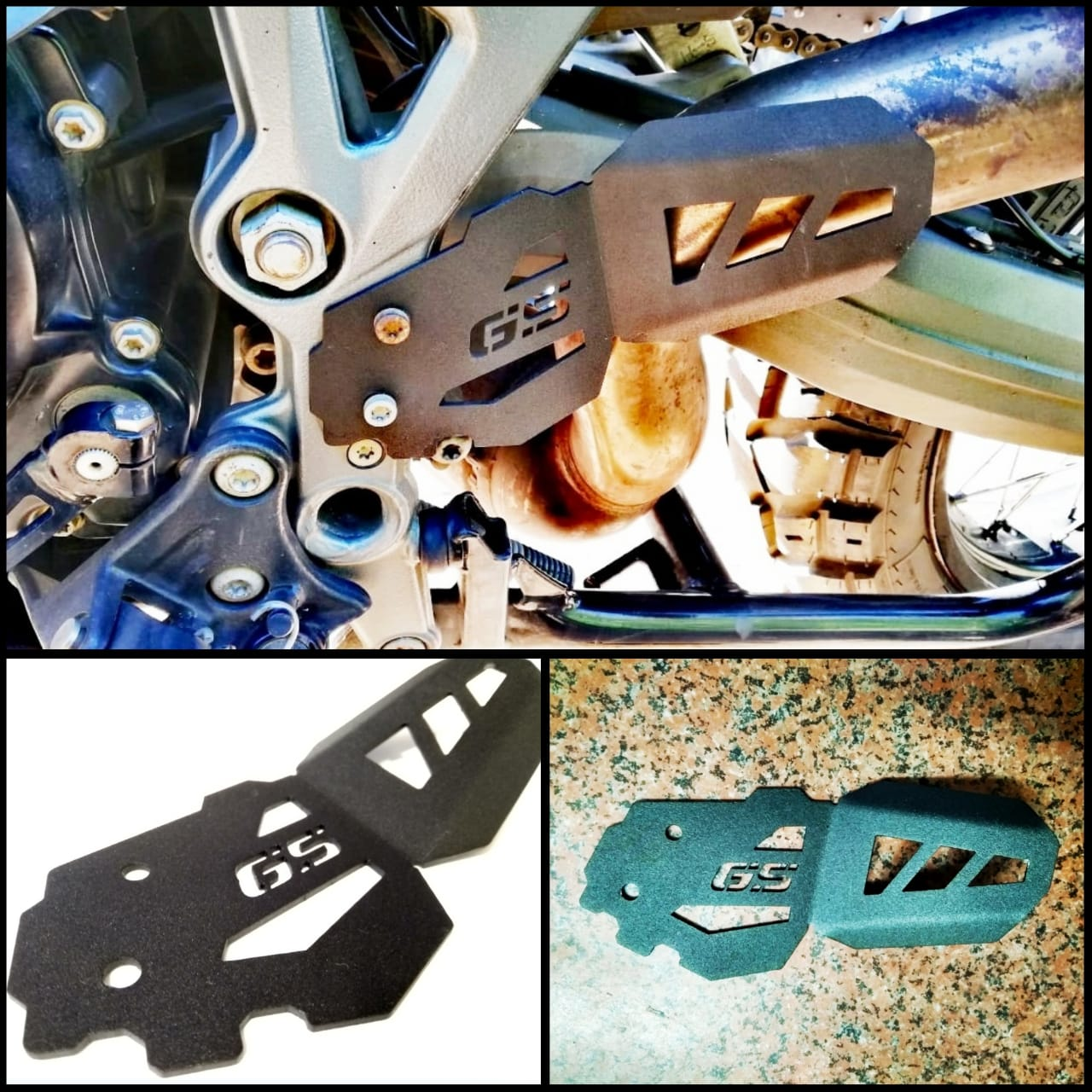 BMW 1200, F800 GS Accessories