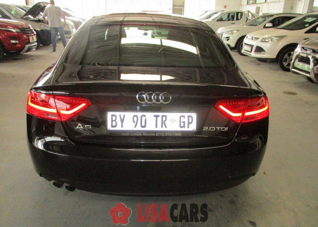 2012 Audi A5 Sportback 2.0TDI SE