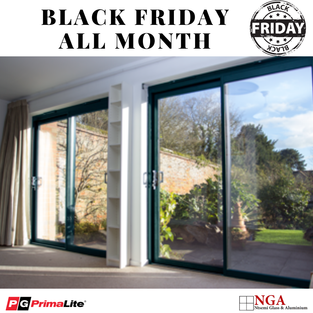2400X2100 Patio Sliding Door: Usually R 3,388.59: Black Friday All Month, Get 15% Off