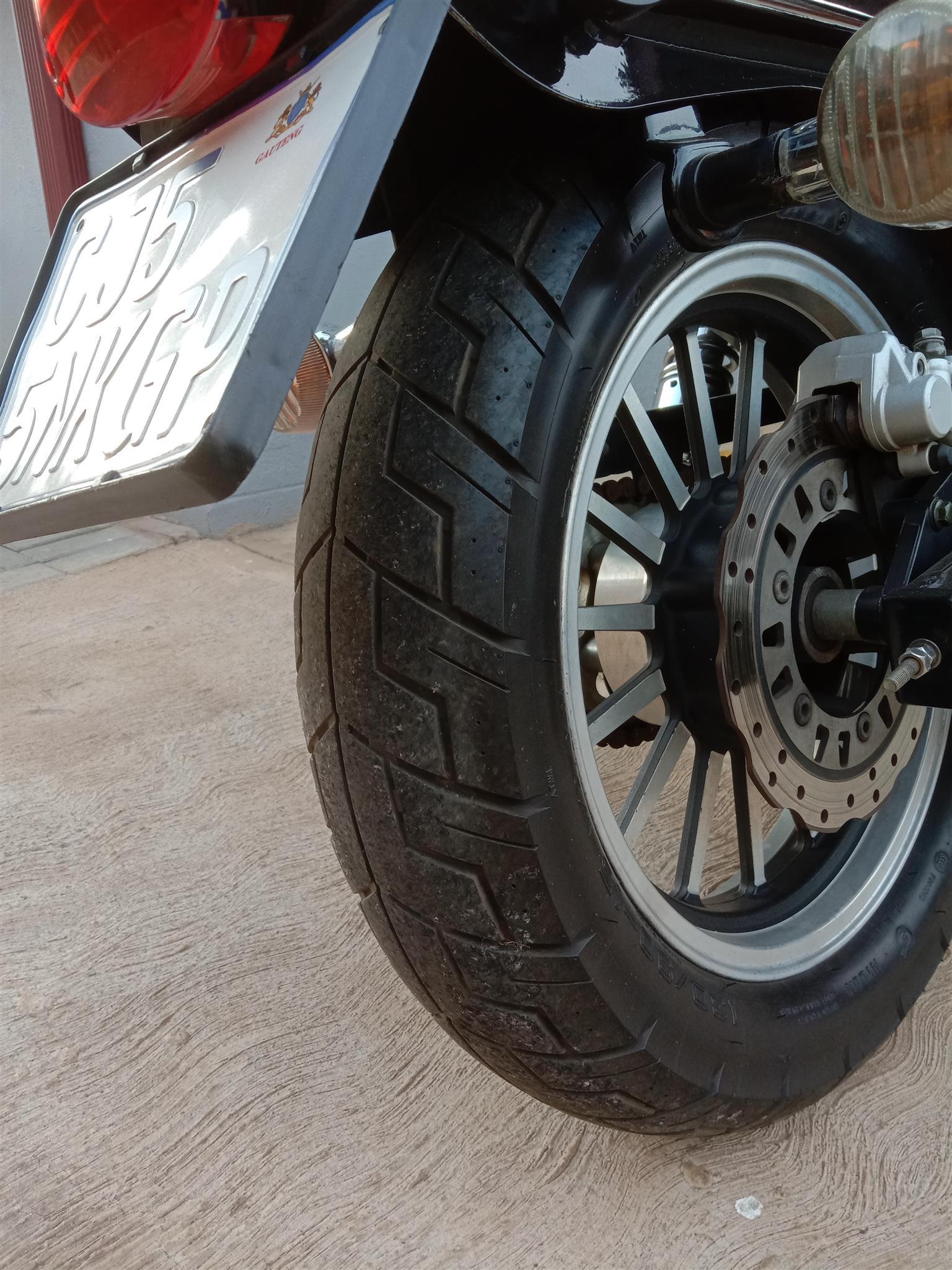 Regal Reptor 350cc