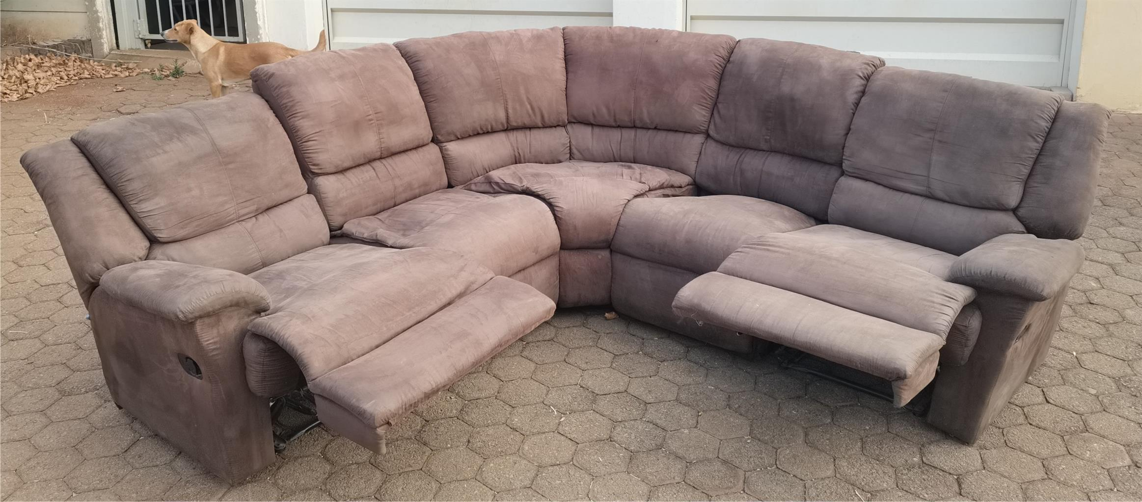 5 Seater Lazy Couch