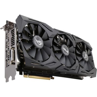 Asus Radeon RX 580 Strix OC Graphics Card (8GB) Brand New Out of the box