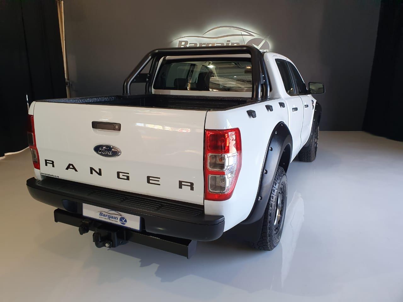 2018 Ford Ranger double cab RANGER 2.2TDCi XL P/U D/C