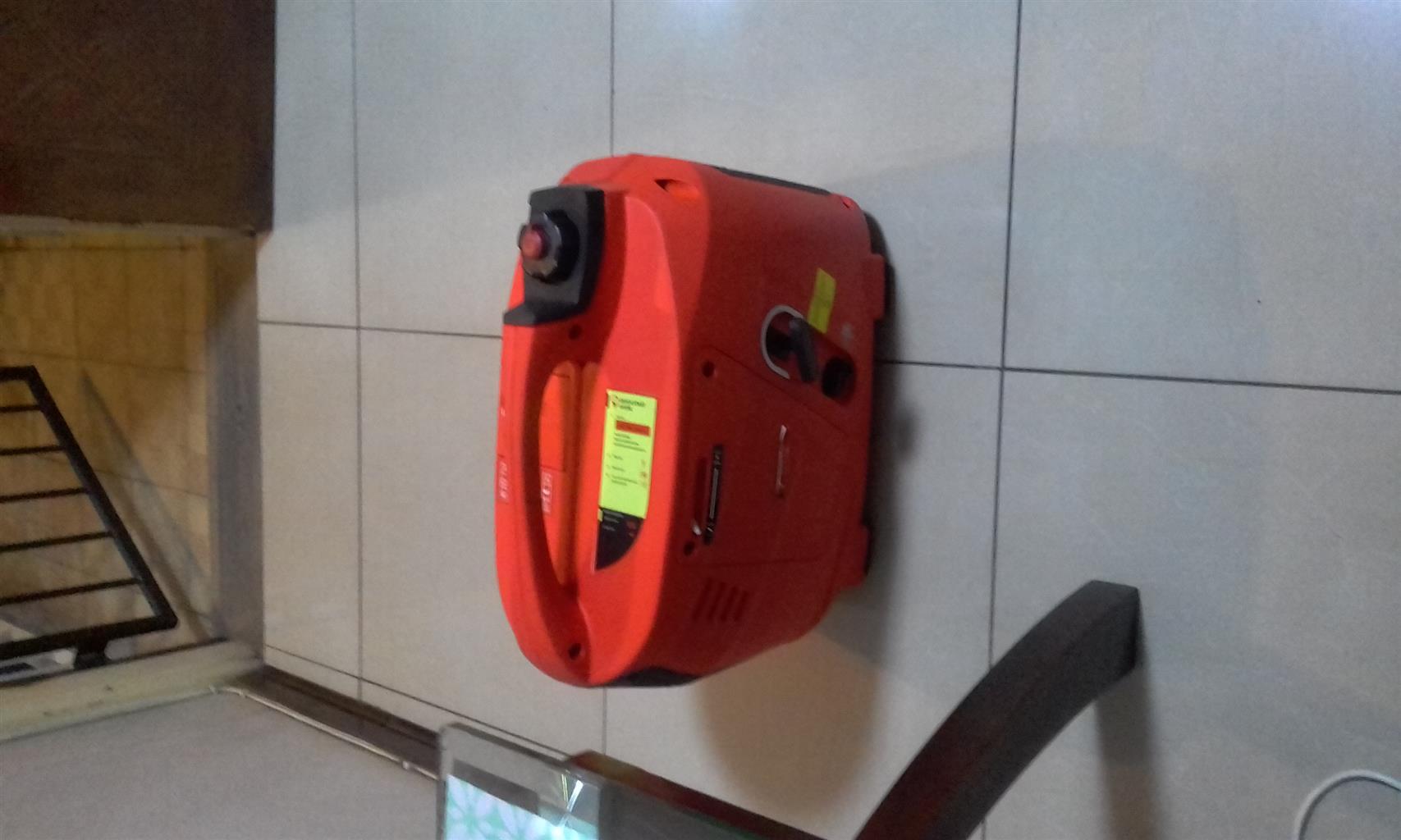 Inverter generator BP 2000 2kVA petrol 1000W