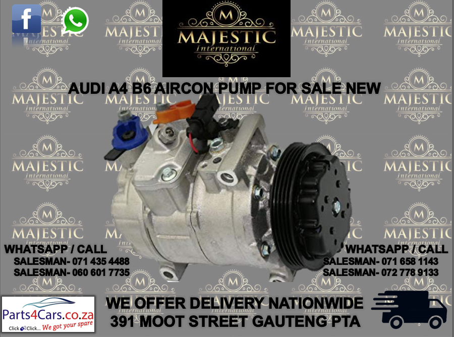 Audi A4 B6 air con pump for sale new