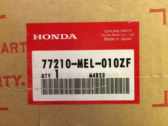 2005 Honda CBR1000RR Panels