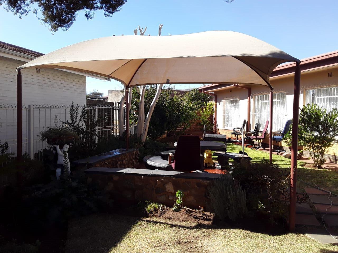 shade ports and shade netting