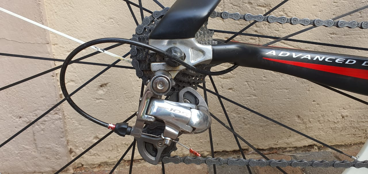 Specialized Size Medium TT bike