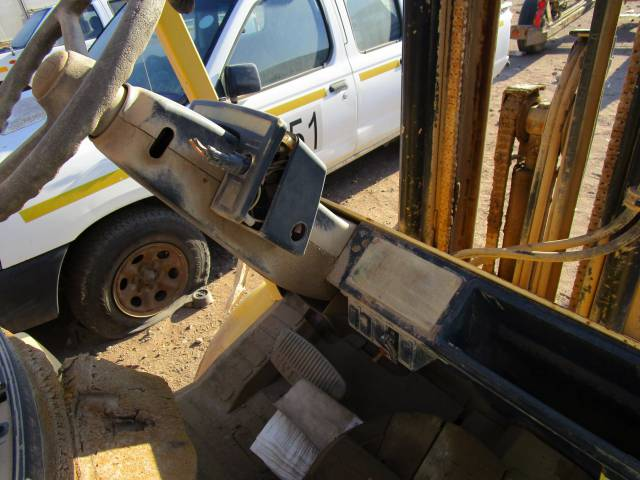 Hyster 2.5 Forklift - ON AUCTION