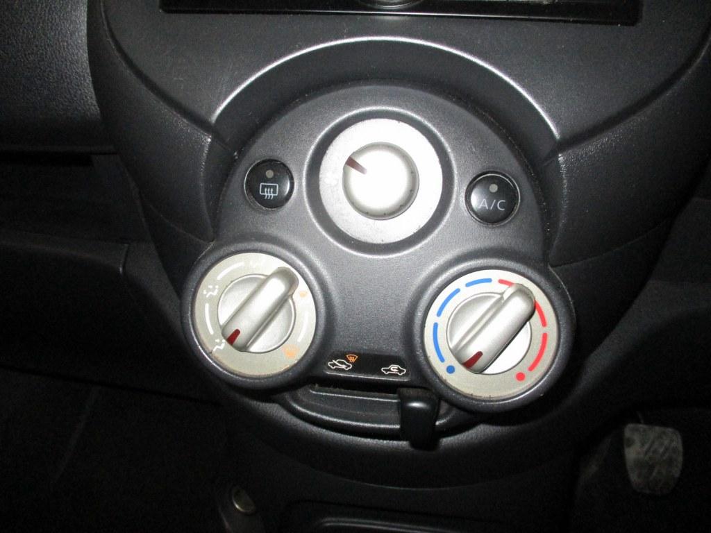 2014 Nissan Micra 1.2 Visia+ (audio)
