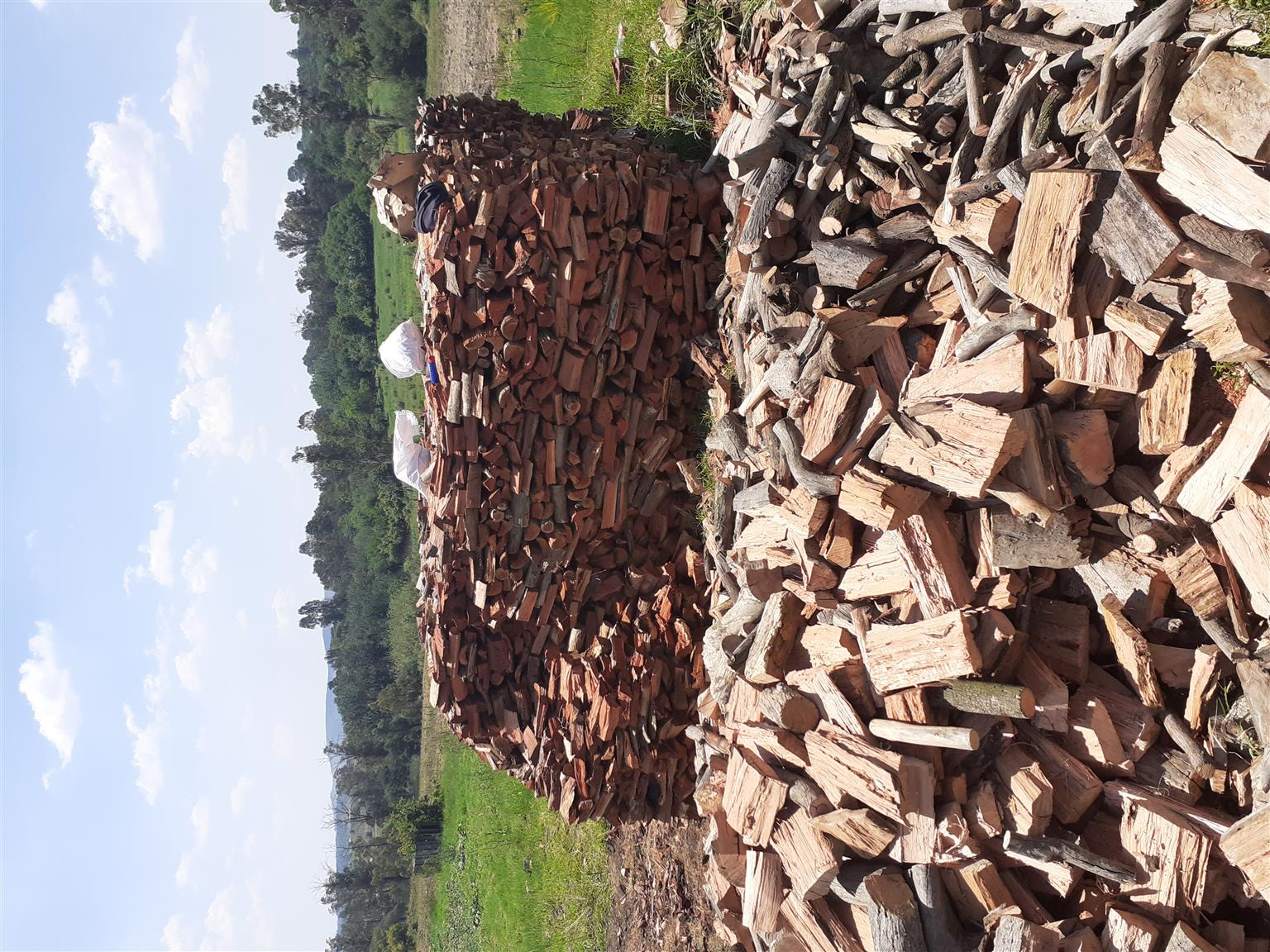 Dry Firewood 🔥( Closed and Open Fireplace Wood)