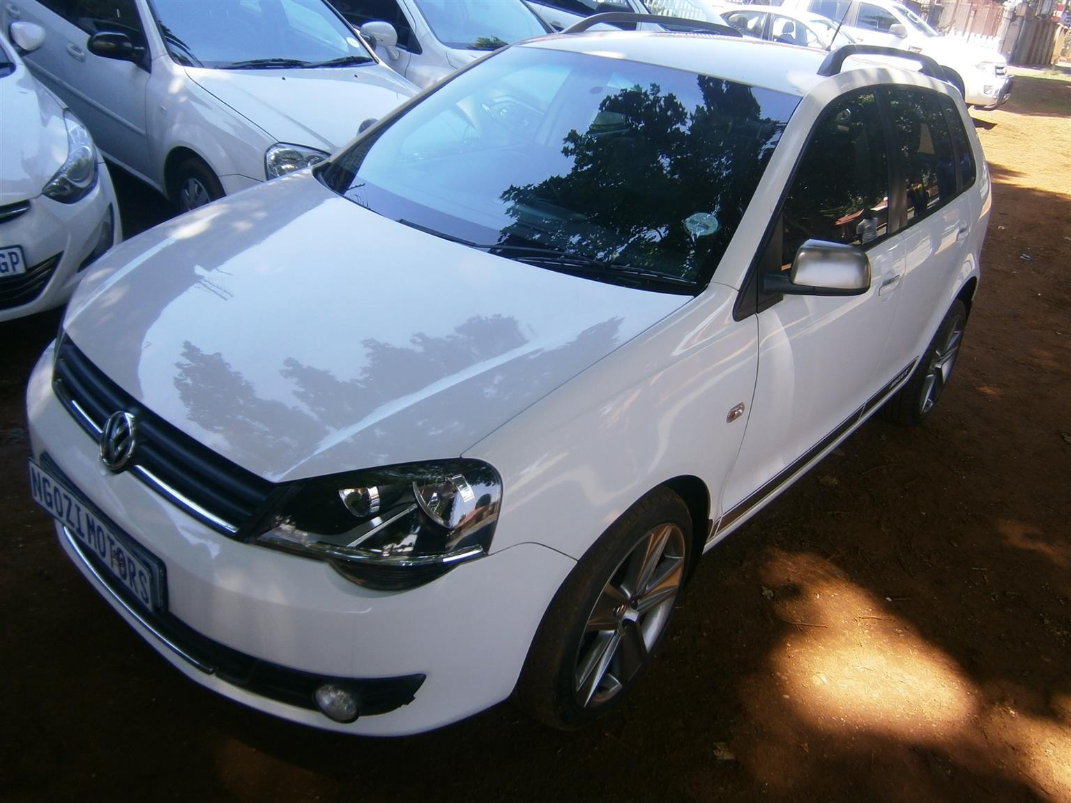 2014 VW Polo Vivo Maxx