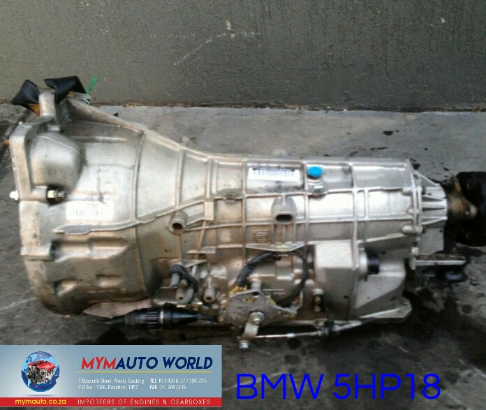 Complete Second Hand Used Gearboxes BMW 5HP18