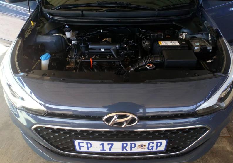 2016 Hyundai i20 1.4 N Series