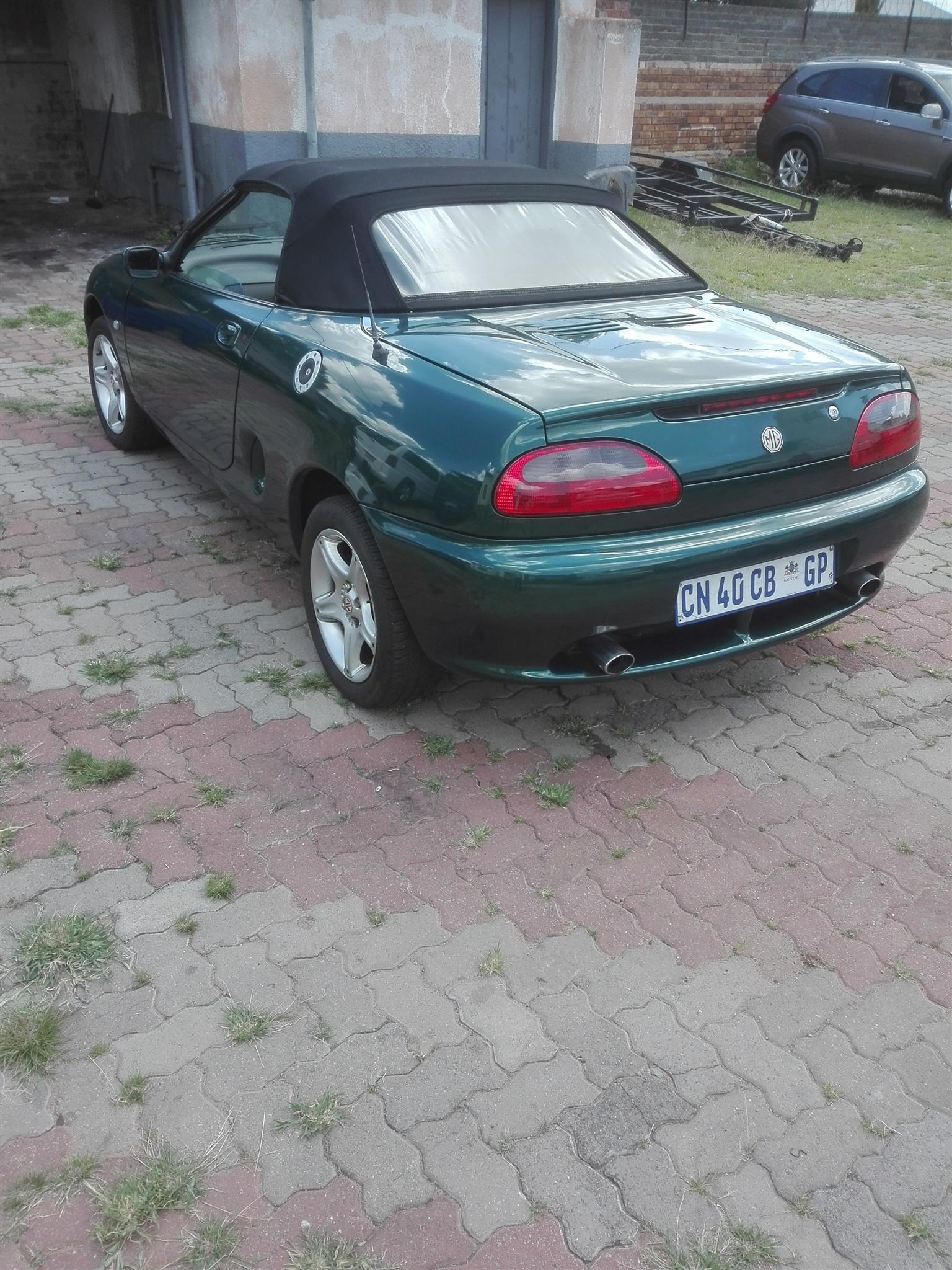 1998 MG MG 3