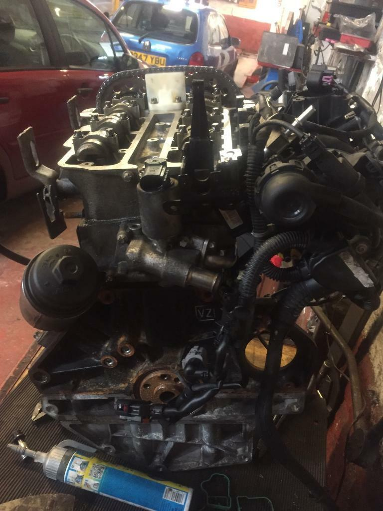Toyota Previa 2 4i ENGINE code 2AZ-FE Complete with gearbox