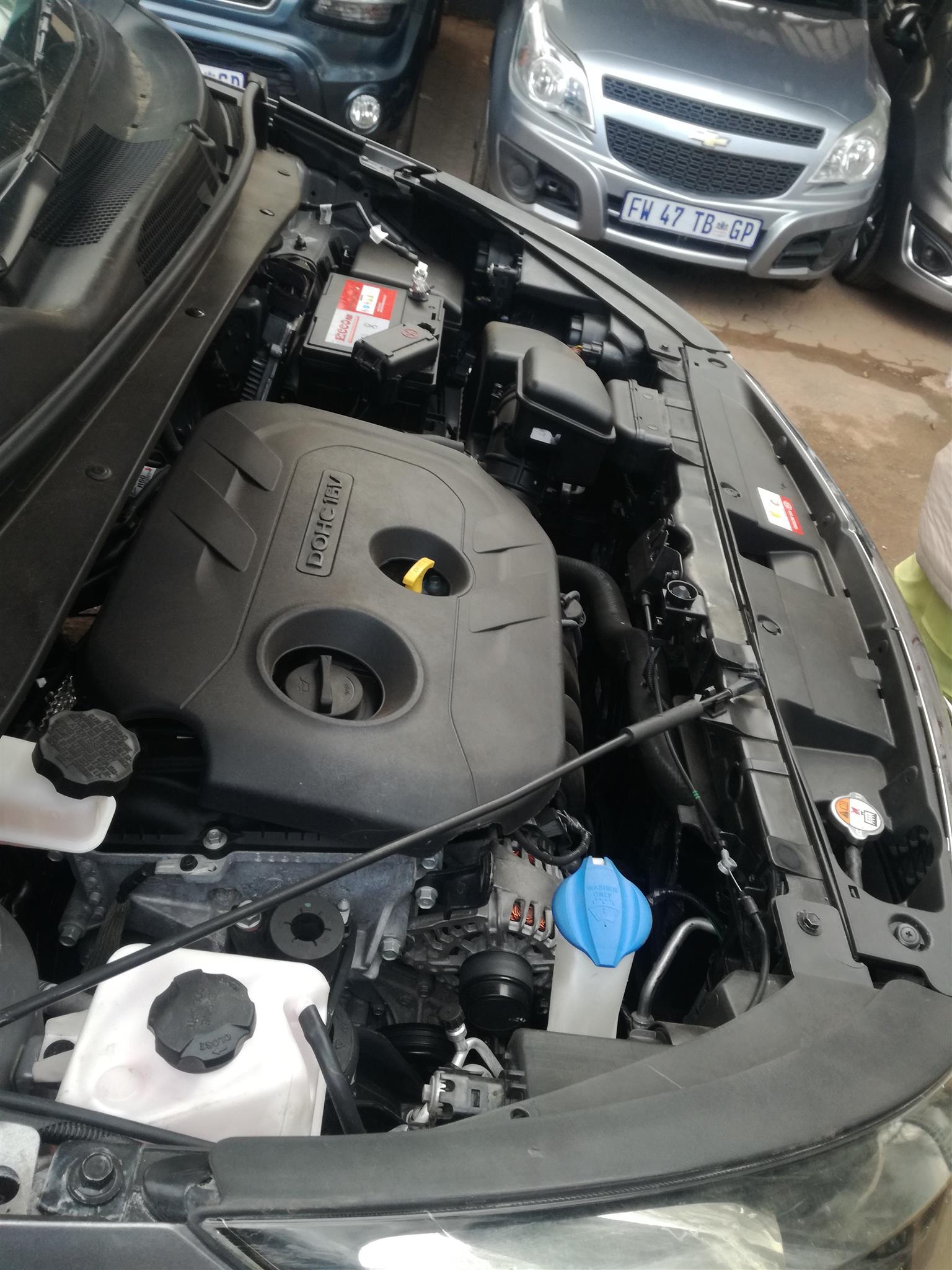 2015 Kia Sportage 2.0 EX