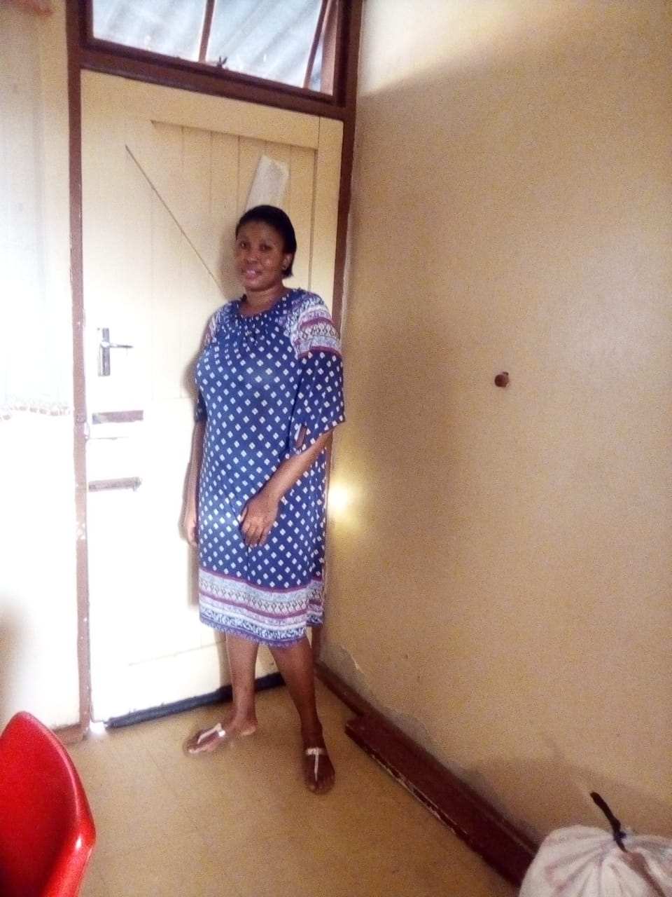 Active and energetic Lesotho maid/nanny with refs needs work.