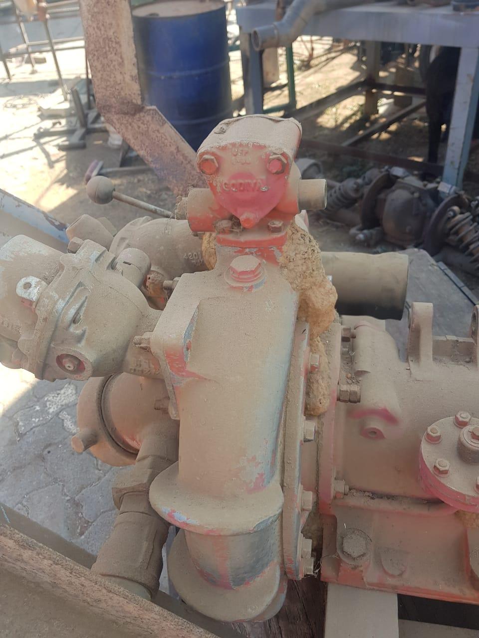 Fire Fighter Water Pump