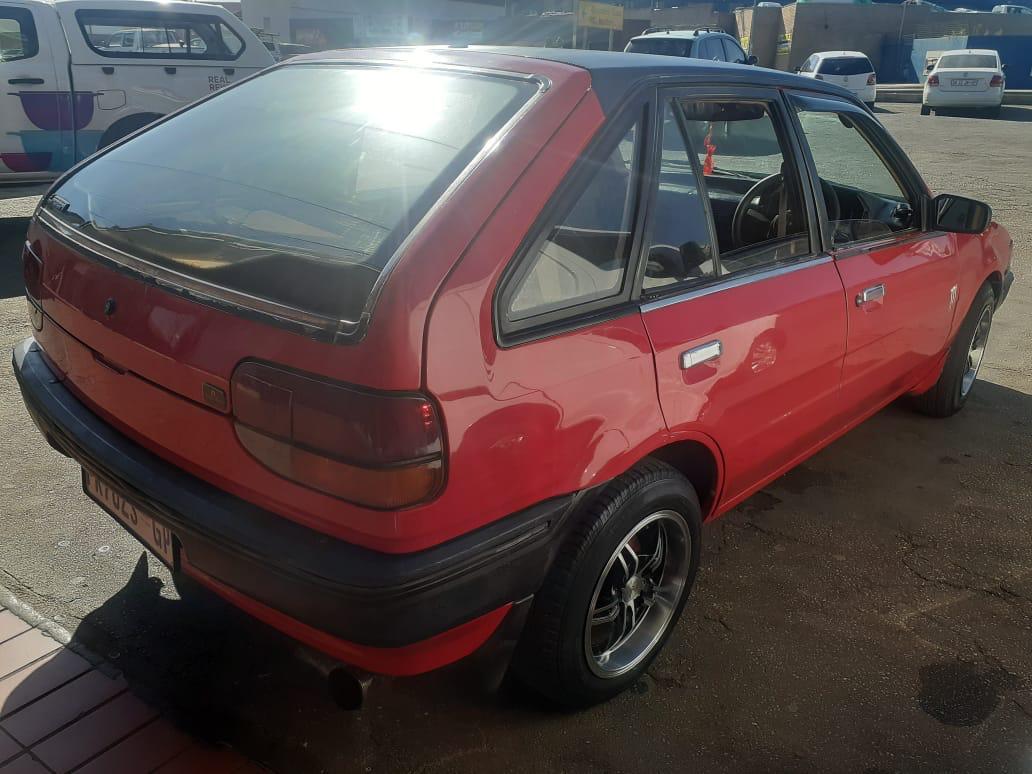 1987 Ford Laser