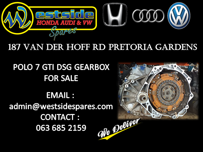 POLO 7 GTI DSG GEARBOX FOR SALE | Junk Mail